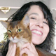 Janiss Garza, Sparkle the Designer Cat's human, Author, Editor, Publisher