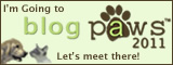 BlogPaws 2011 Badges available here!