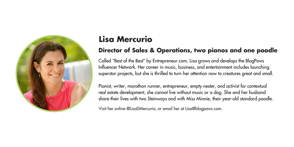 Lisa Website Bio