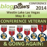 I've Never Missed a BlogPaws Pet Blogging and Social Media Conference & I'm Going Again!