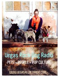 vegas rock dog