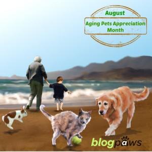BP August #SeniorPets