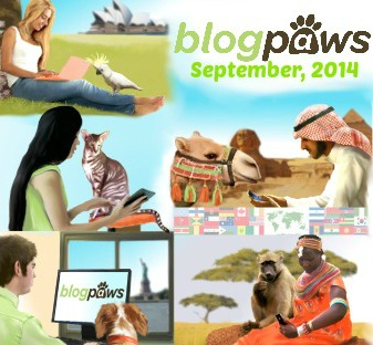 Proud Member of the BlogPaws Community!
