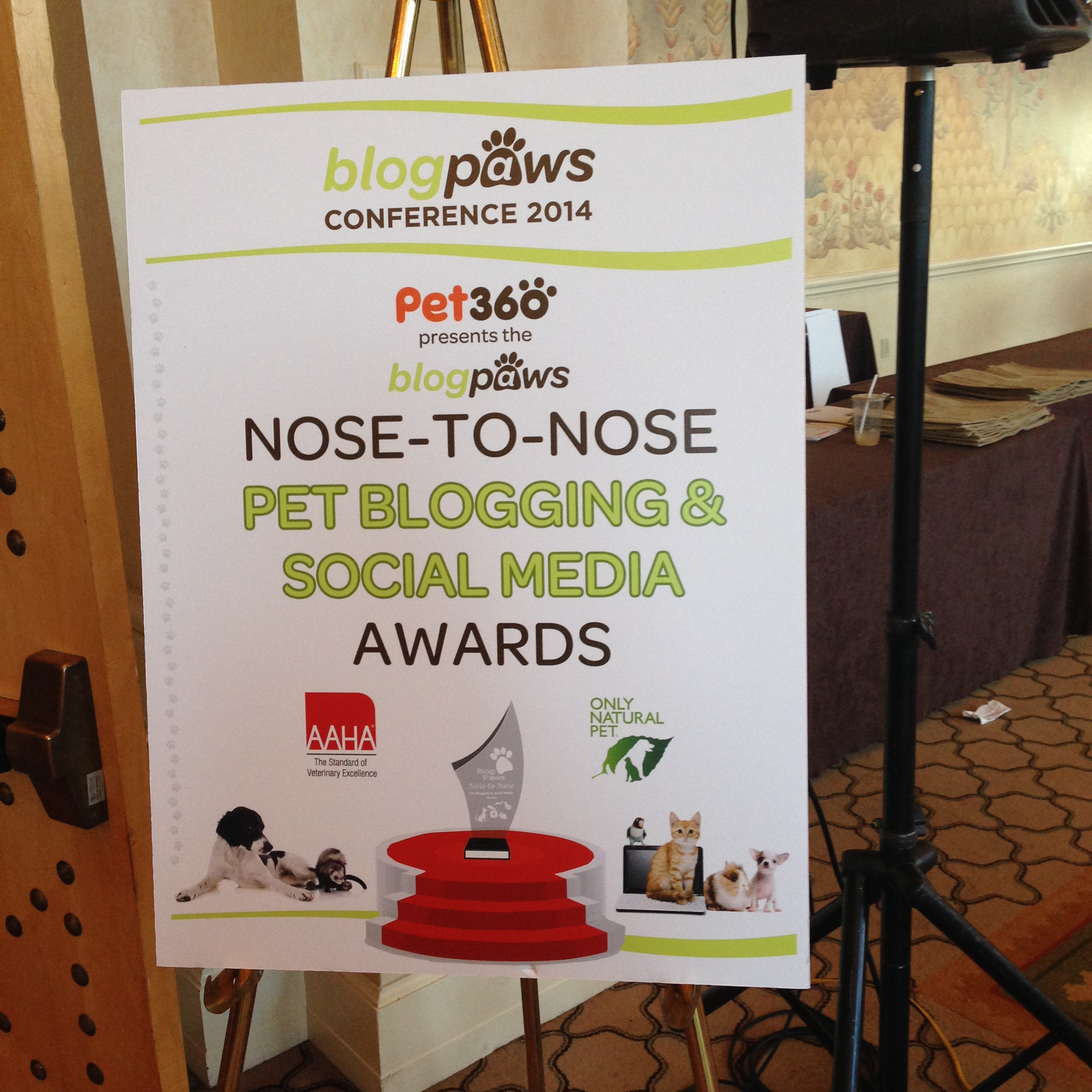 blogpaws awards