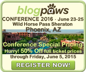 BlogPaws 2016 Conference Special Prices