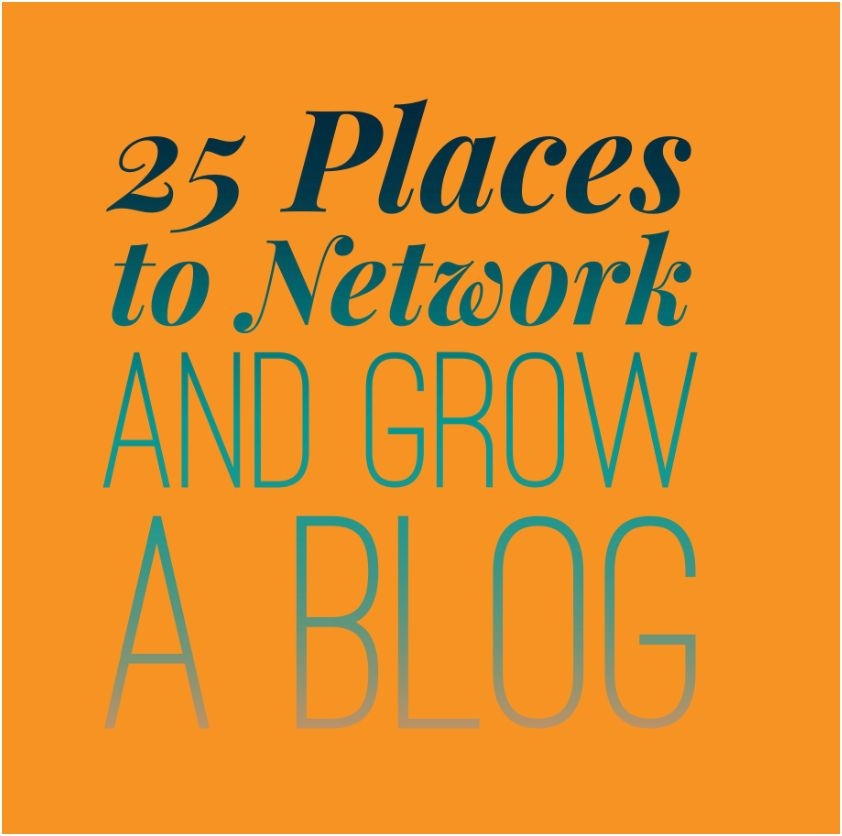 places to network