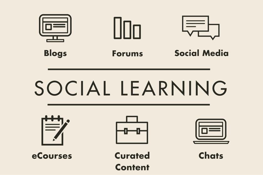 Social learning Center 4 Cs