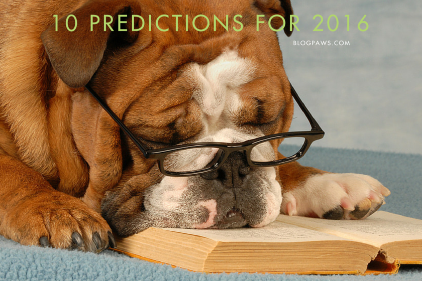 10 Predictions for 2016