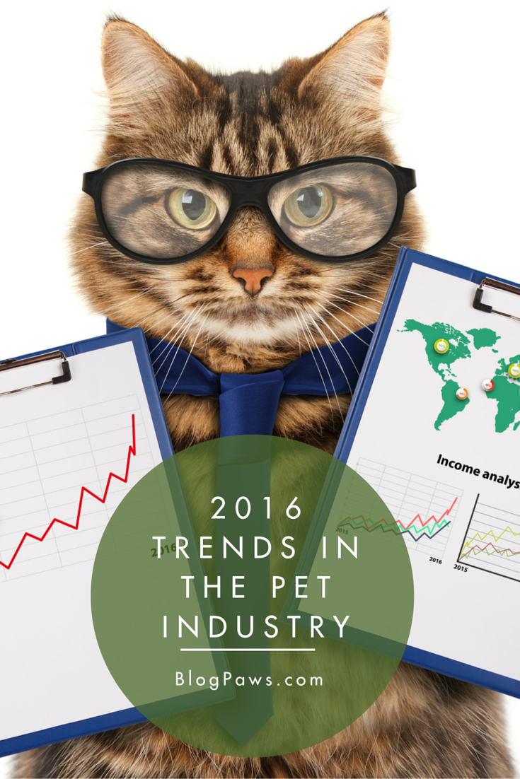 2016 Pet Industry Trends