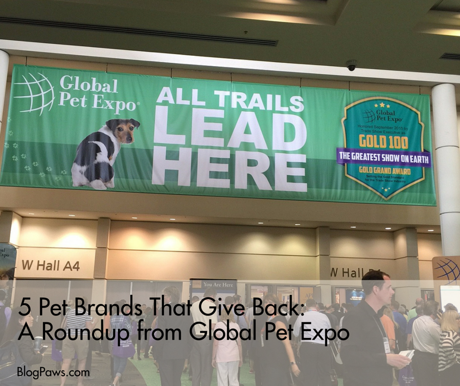 Pet Brands That Give Back