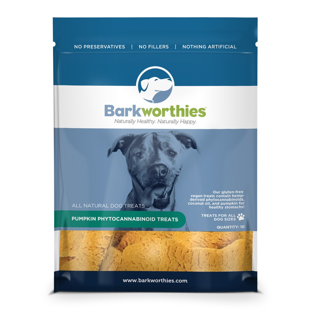 Barkworthies CBD treats