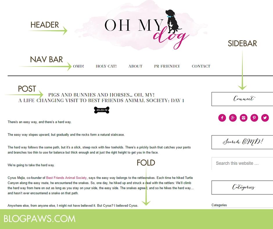Blog Terminology for Newbies