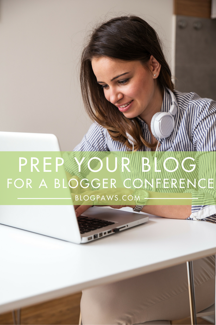 How To Prep Your Blog for a Blogger Conference #BoostYourBlog10K