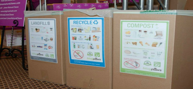 PSC helps pet parents go green