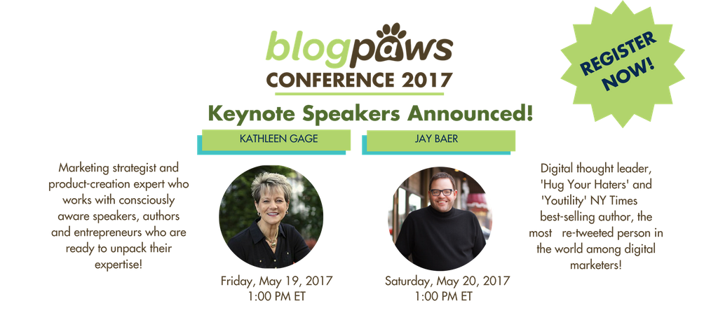 BlogPaws 2017 Conference