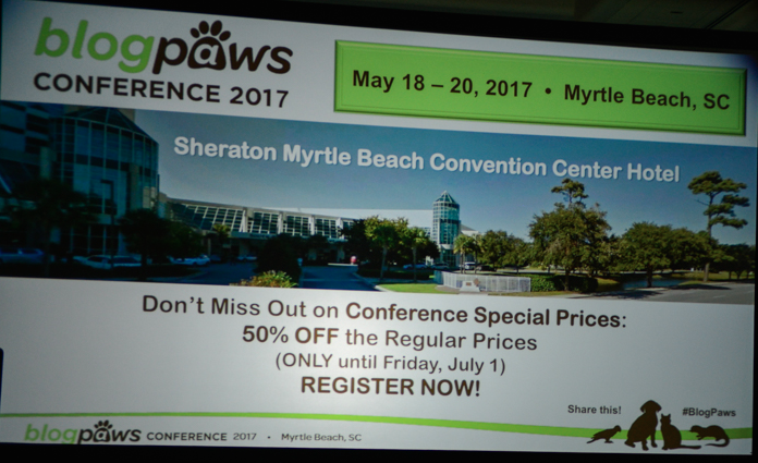 Myrtle Beach BlogPaws