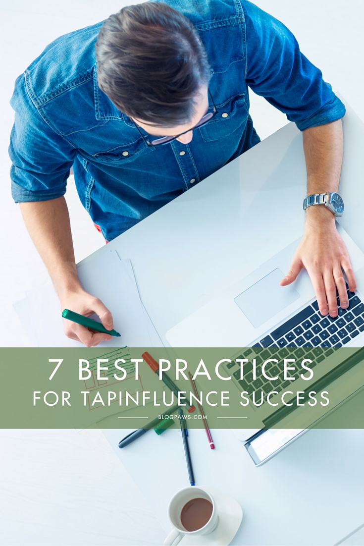 7 Best Practices for TapInfluence Success