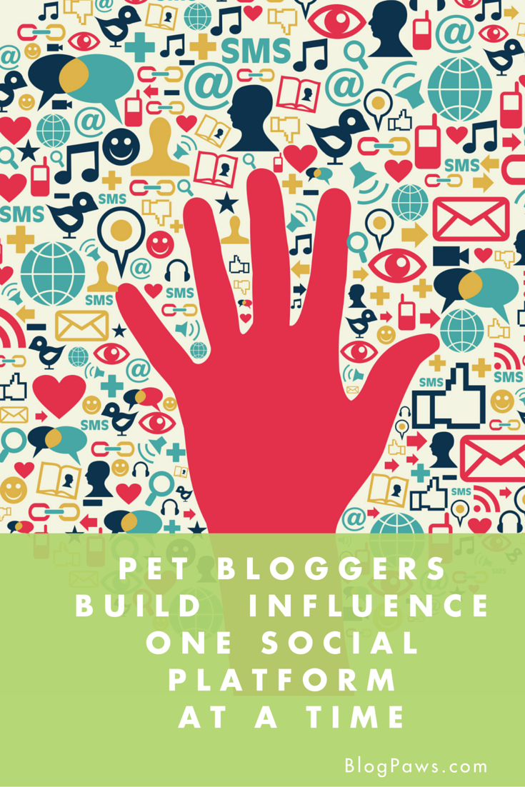 Building Pet Blogger Influence