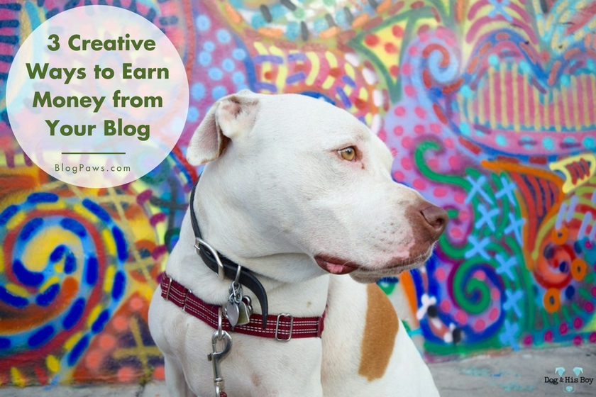 3 Creative Ways to Earn Money from Your Blog