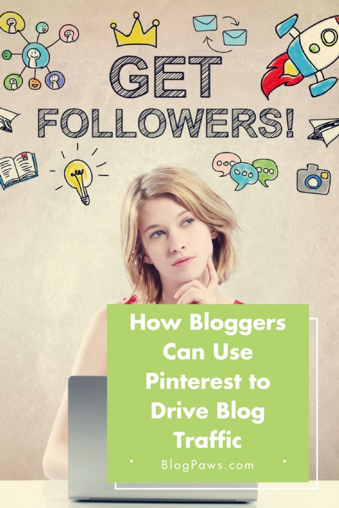 How to use Pinterest to get more blog traffic