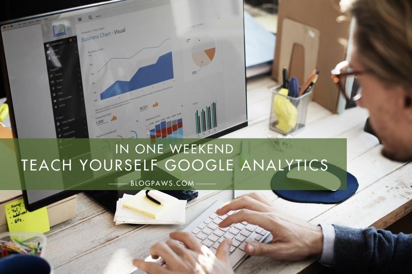Resources to Teach Yourself Google Analytics