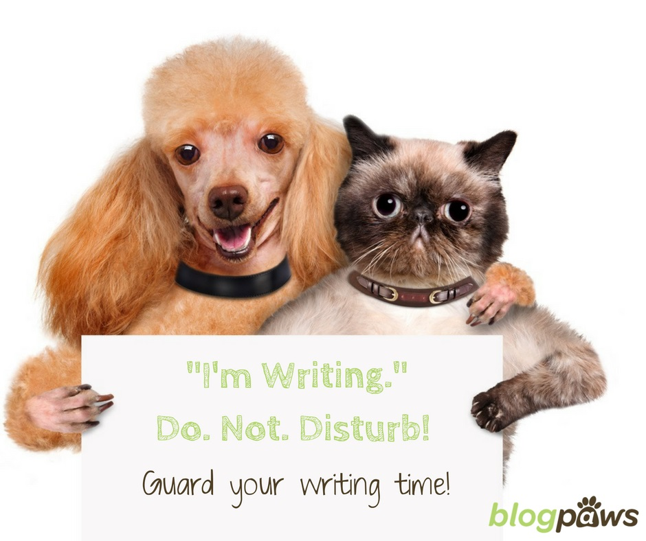 Claim and guard your writing time