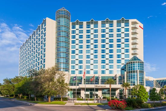Myrtle Beach hotel BlogPaws 2017