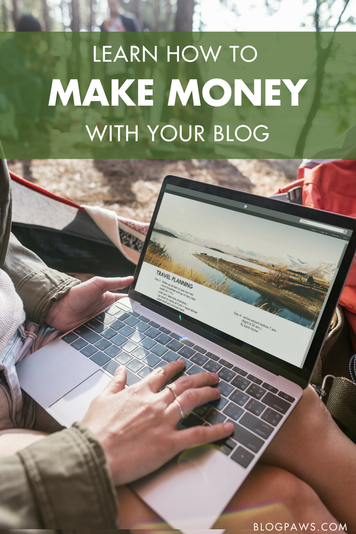 5 Posts to Read This Weekend to Learn How to Make Money Blogging- BlogPaws.com