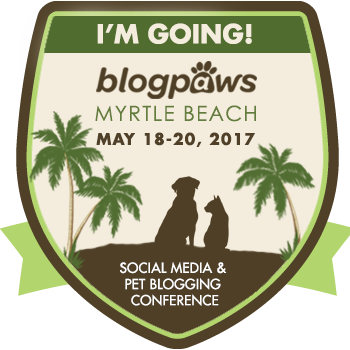 I'm Going to BlogPaws 2017! Join me!