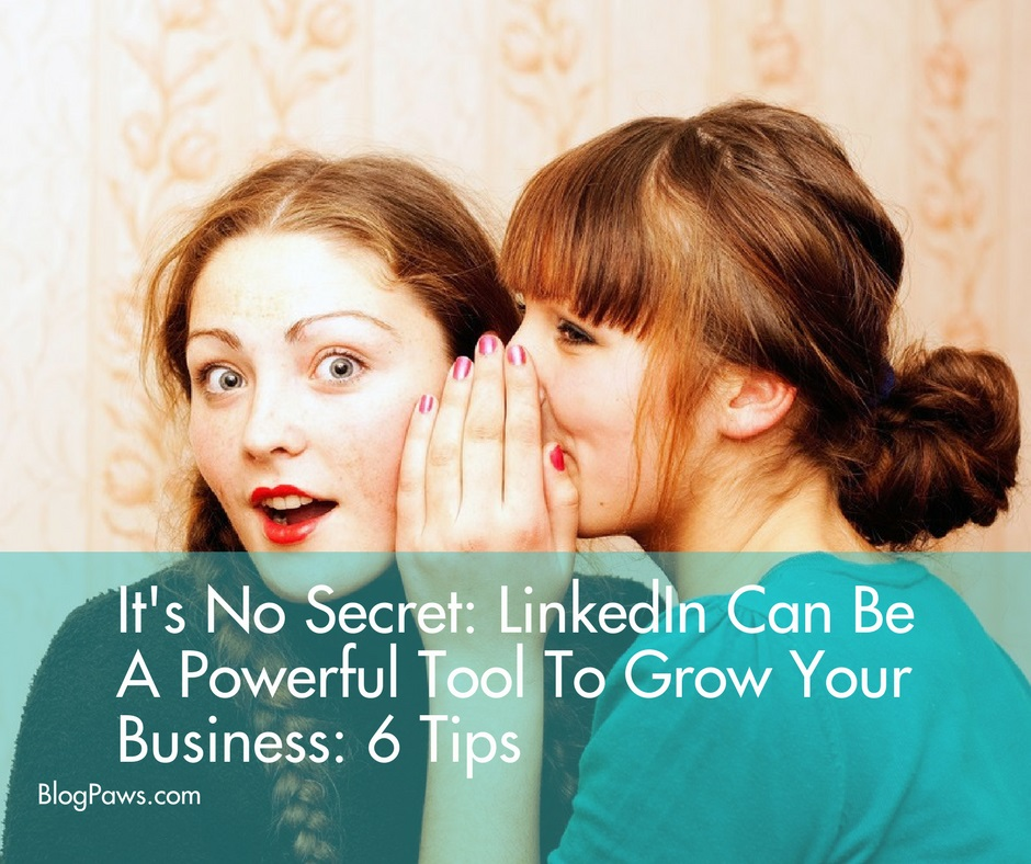 grow business with linked in