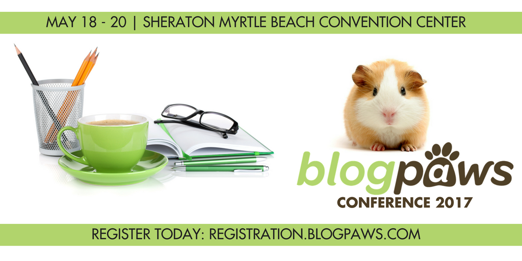 BlogPaws Conference register