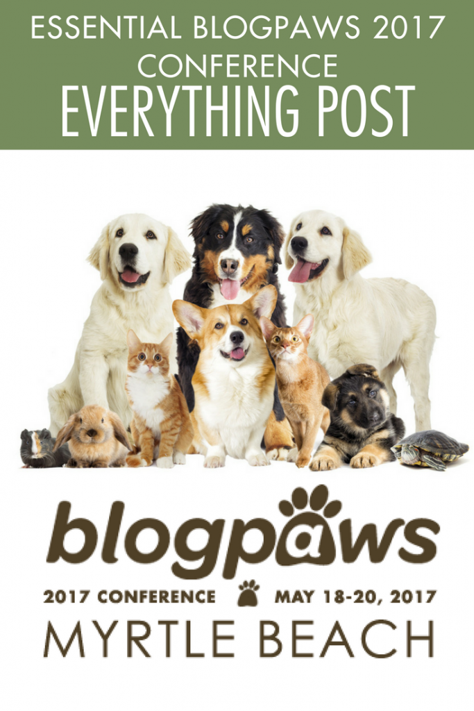 BlogPaws 2017 Conference details