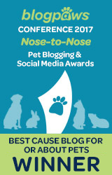 Best Pet Cause Blog badge