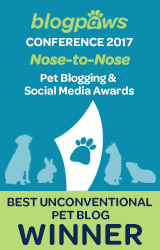 Best Unconventional/Other Pet Blog badge