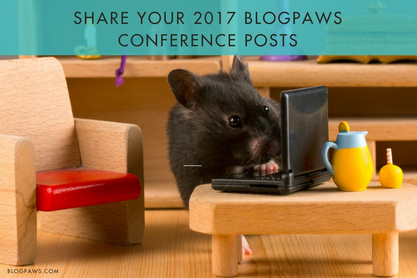 BlogPaws Conference Linky posts