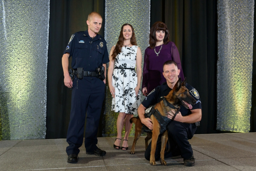 Myrtle Beach dog K9 Unit