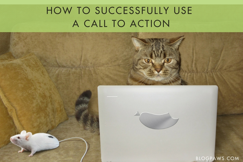How bloggers can use a call to action