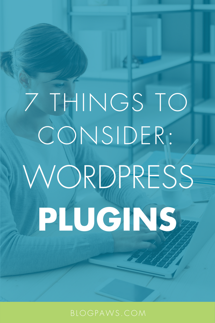 7 Things to Consider When Vetting WordPress Plugins