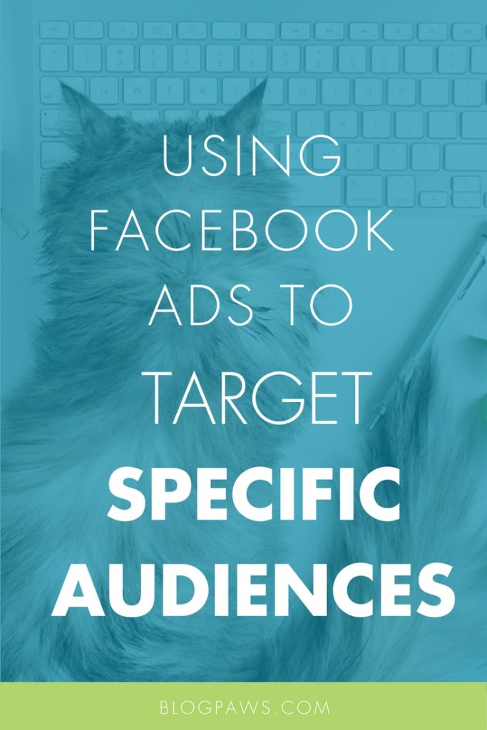 Target Specific Audiences on Facebook