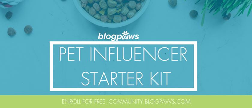 Pet Influencer Starter Kit Enroll Free