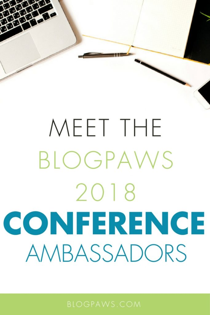BlogPaws Conference Ambassadors 2018
