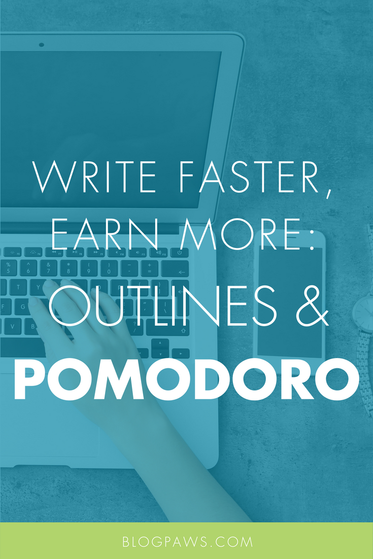Write Faster, Earn More_ The Power of the Pomodoro Technique