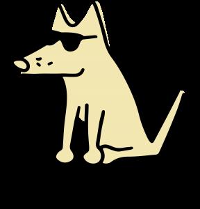 Teddy The Dog Logo