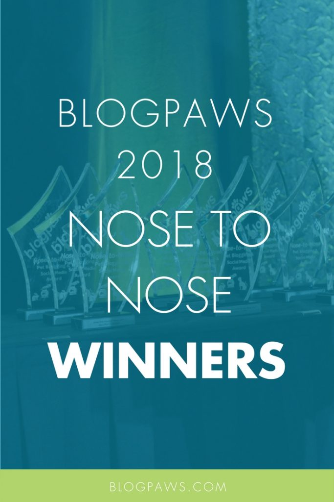 BlogPaws 2018 winners