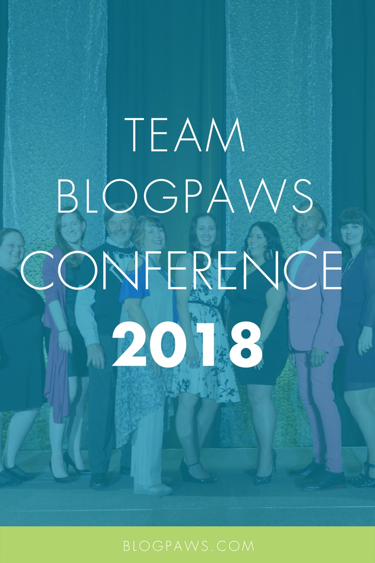 BlogPaws 2018