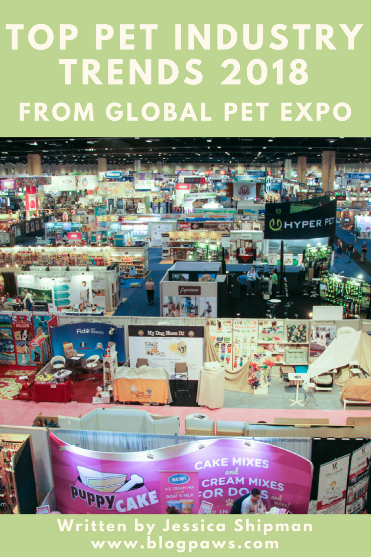 Global Pet Expo Trends 2018
