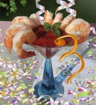 Shrimp BlogTail