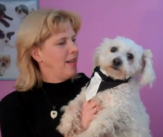 Oscar and Lisa - The Pet Blog Lady