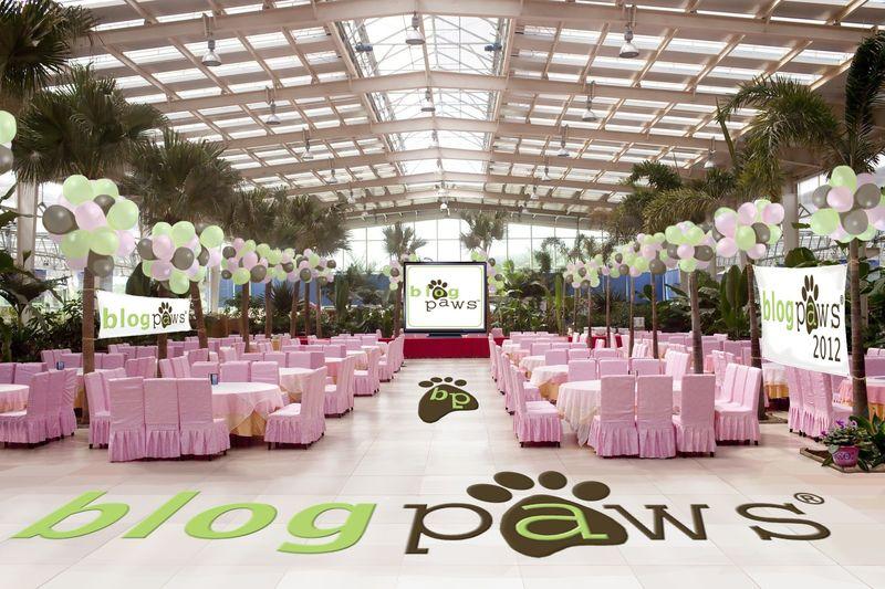 Blogpawty atrium