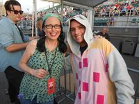 Angie and Chris Torres of Nyan Cat
